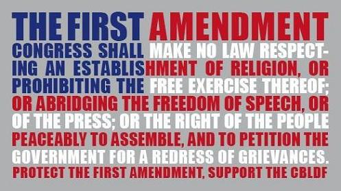 First Amendment Rights and Social Media